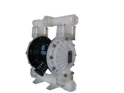 气动隔膜泵工作原理和组成